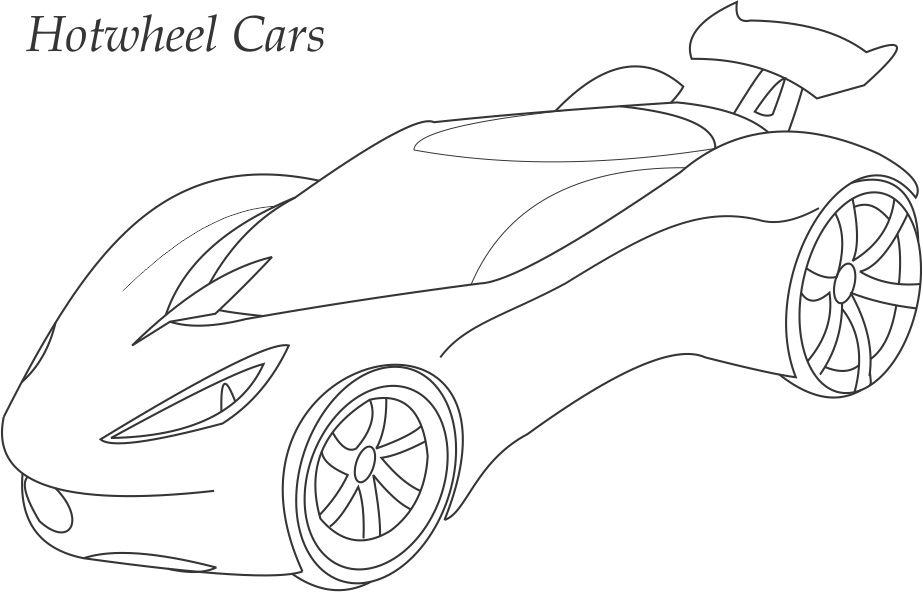 hotwheel coloring pages - photo#32