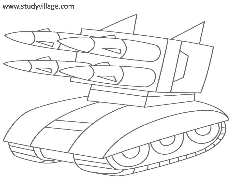 army knife coloring pages - photo#35